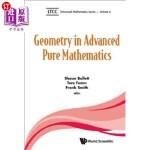 【中商海外直订】Geometry in Advanced Pure Mathematics