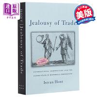【中商原版】Jealousy of Trade 豆瓣推荐 英文原版 贸易的猜忌: 历史视角下的国际竞争与民族国家 Istvan Hont