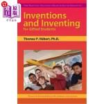 【中商海外直订】Inventions and Inventing for Gifted Students