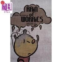 【中商海外直订】Rain of Worries