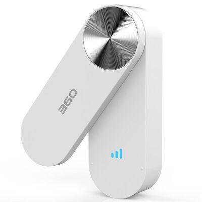 360无线wifi信号放大器R1 无线路由器扩展器家用智能扩展器中继器300M天线 USB接口移动电源供电