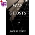 【中商海外直订】War of Ghosts