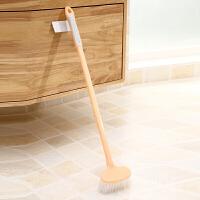 长柄地板刷硬毛卫生间浴室厕所厨房地面角落清洁刷子马桶瓷砖地砖
