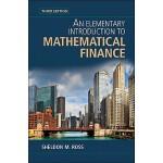 【预订】An Elementary Introduction to Mathematical Finance