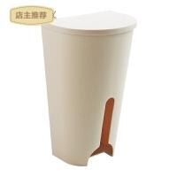 家用壁挂式塑料收纳盒 抽取垃圾袋盒子储物盒 购物袋收纳架杂物整理盒SN0521