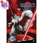 【中商海外直订】Logan's Run: Black Flower #3