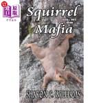 【中商海外直订】Squirrel Mafia: Black & White Edition