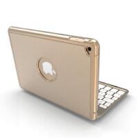 iPad mini2键盘保护套苹果mini4蓝牙键盘壳iPad迷你3超薄套苹果平板ipad min Mini④带背光