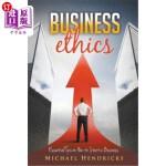 【中商海外直订】Business Ethics: Essential Tips on How to Start a B
