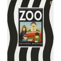 Zoo 英文原版儿童书 动物园》Winner of the Kate Greenaway Medal 凯特格林纳威奖 安