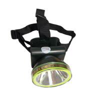 雅格头灯LED强光充电矿灯钓鱼灯头戴式防水高亮手电筒多功能夜钓头灯YG-U102