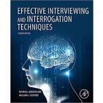 【预订】Effective Interviewing and Interrogation Techniques 978