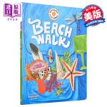 【中商海外直订】Backpack Explorer: Beach Walk