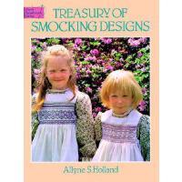 【预订】Treasury of Smocking Designs