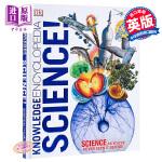 【中商原版】 DK 知识百科:科学!英文原版 DK-Knowledge Encyclopedia: Science!