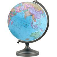 30cm中英文政区地球仪(金属支架) 北京博目地图制品有限公司 著