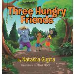 【预订】Three Hungry Friends