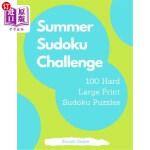 【中商海外直订】Summer Sudoku Challenge