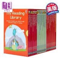 【中商原版】尤斯伯恩我的阅读图书馆 英文原版 Usborne My Reading Library 50 Books S