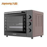 九阳(Joyoung)家用电烤箱32升/L面包蛋挞多功能大烤箱上下控温 褐色 KX32-J12
