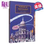 【中商原版】火柴之光杀人案(大英图书馆犯罪小说经典)英文原版 Murder by Matchlight