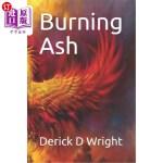 【中商海外直订】Burning Ash
