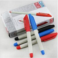 台湾雄狮88 1.0mm签字笔 速写笔草图笔勾线笔 记号笔 可加墨 黑色
