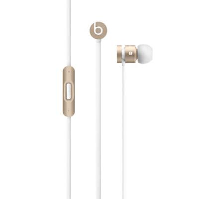 【当当自营】Beats urBeats 入耳式耳机 - 金色 手机耳机 三键线控 带麦MK9X2PA/B可使用礼品卡支付 国行正品 全国联保