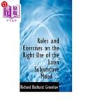 【中商海外直订】Rules and Exercises on the Right Use of the Latin S