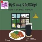 【中商海外直订】Chips and Sausage: A Guide to Ireland and Her Wonde