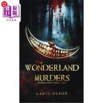 【中商海外直订】The Wonderland Murders