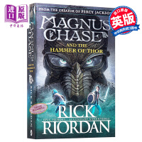【中商原版】北欧神话系列2:雷神之锤 英文原版 Magnus Chase and the Hammer of Thor