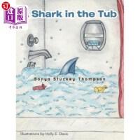 【中商海外直订】A Shark in the Tub