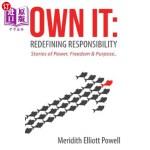 【中商海外直订】Own It: Redefining Responsibility