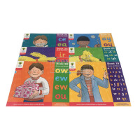 Oxford Reading Tree Floppy's Phonics Sounds and Letters Stage 4