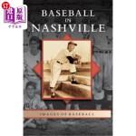 【中商海外直订】Baseball in Nashville