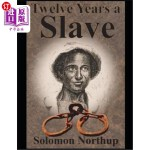 【中商海外直订】Twelve Years a Slave (Annotated)