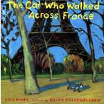 【预订】The Cat Who Walked Across France A Picture Book