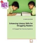 【中商海外直订】Enhancing Literacy Skills for Struggling Readers an