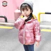 2018秋冬新款外套儿童面包服韩版洋气棉衣外套潮男孩女孩