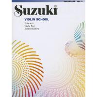 【预订】Suzuki Violin School