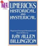 【中商海外直订】Limericks: Historical and Hysterical