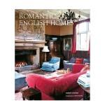 【特惠包邮】Romantic English Homes 浪漫英国房子 英文原版室内设计图书