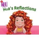 【中商海外直订】Mia's Reflections