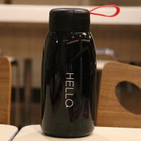 学生大容量保温杯便携304不锈钢水杯真空文艺男女ins杯子防漏韩版