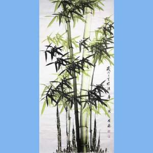 现为清华大学美术学院特聘画家,中国书画艺术创作基地职业画家,作品曾被中南海紫光阁收藏张国稳(高风亮节)