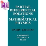 【中商海外直订】Partial Differential Equations of Mathematical Phys
