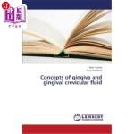 【中商海外直订】Concepts of Gingiva and Gingival Crevicular Fluid