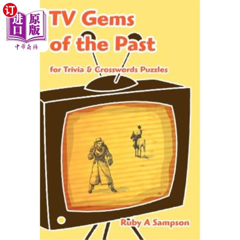 【中商海外直订】TV Gems of the Past: for Trivia & Crosswords Puzzles