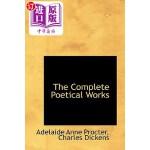 【中商海外直订】The Complete Poetical Works